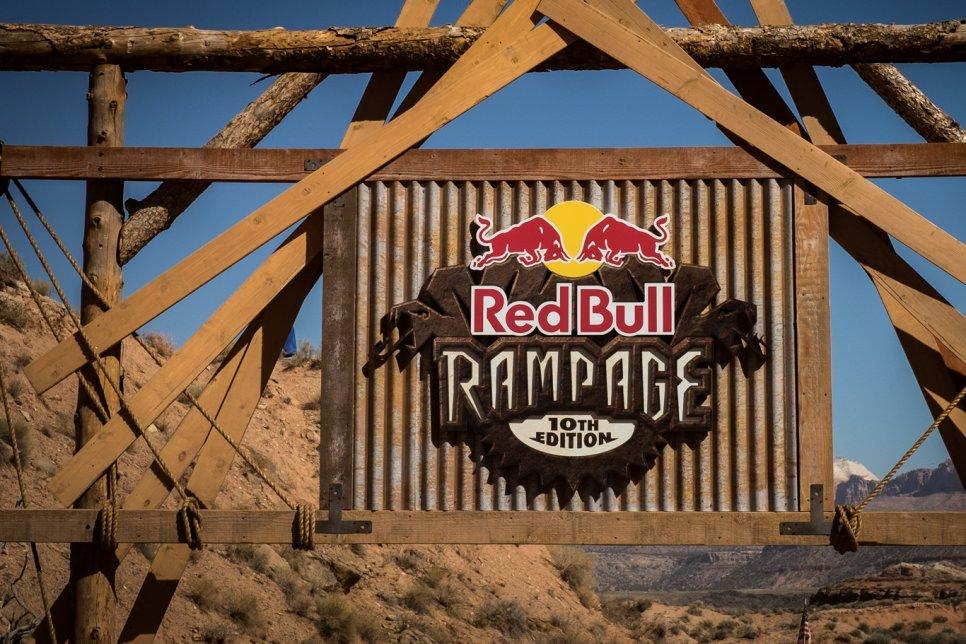 Redbull Rampage 10th edition.